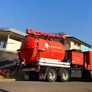 What is a Vacuum Excavation Truck