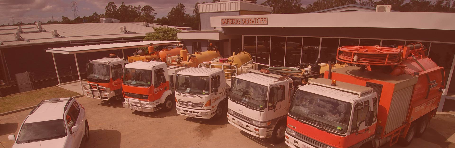 Vacuum Excavation Trucks